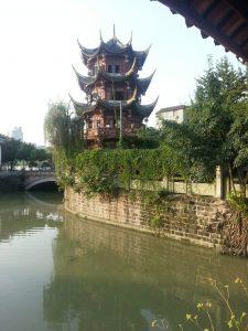 Chengdu pagoda