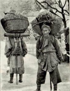 ruta de té y caballo, siglo XIX