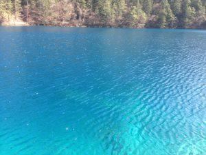 JiuZhaiGou blue water
