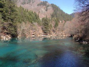 JiuZhaiGou valleys