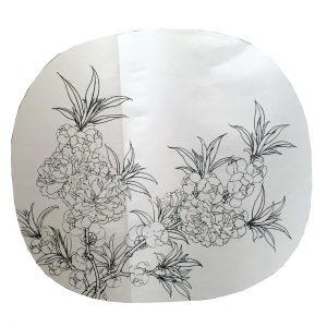 Peach Blossom Sketch