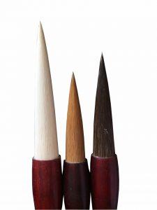 Red Star Brushes set
