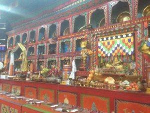 Tibetan Reception