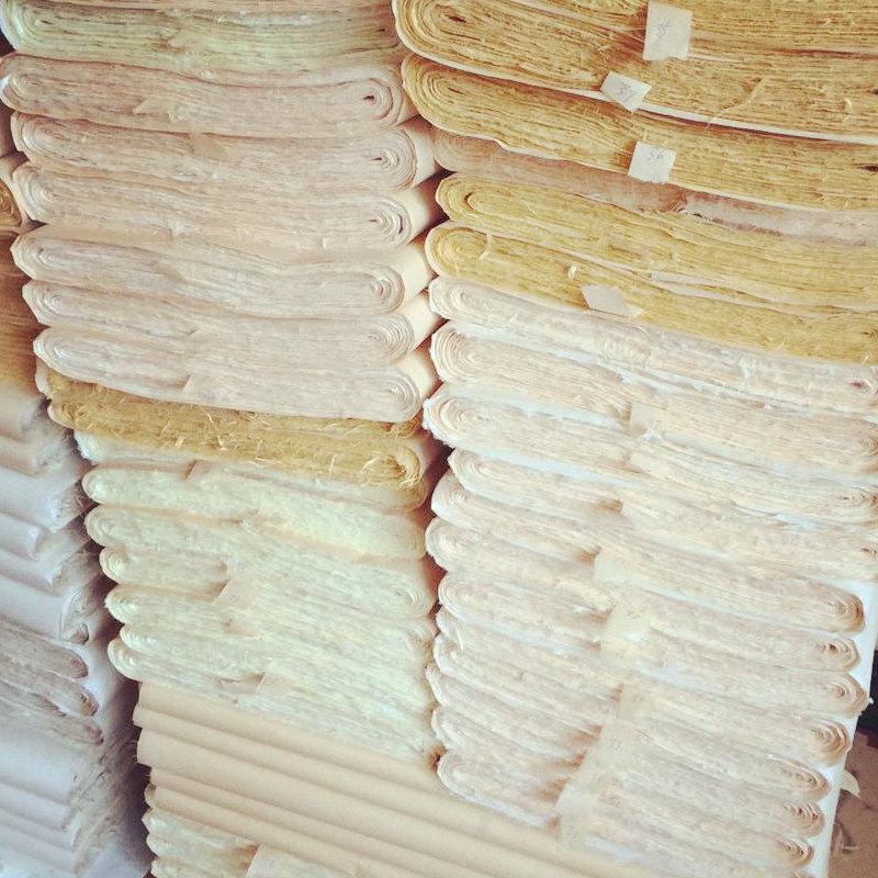 paper in storage