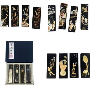 仿古墨 Fanggu Mo Traditional Black Inksticks Collection
