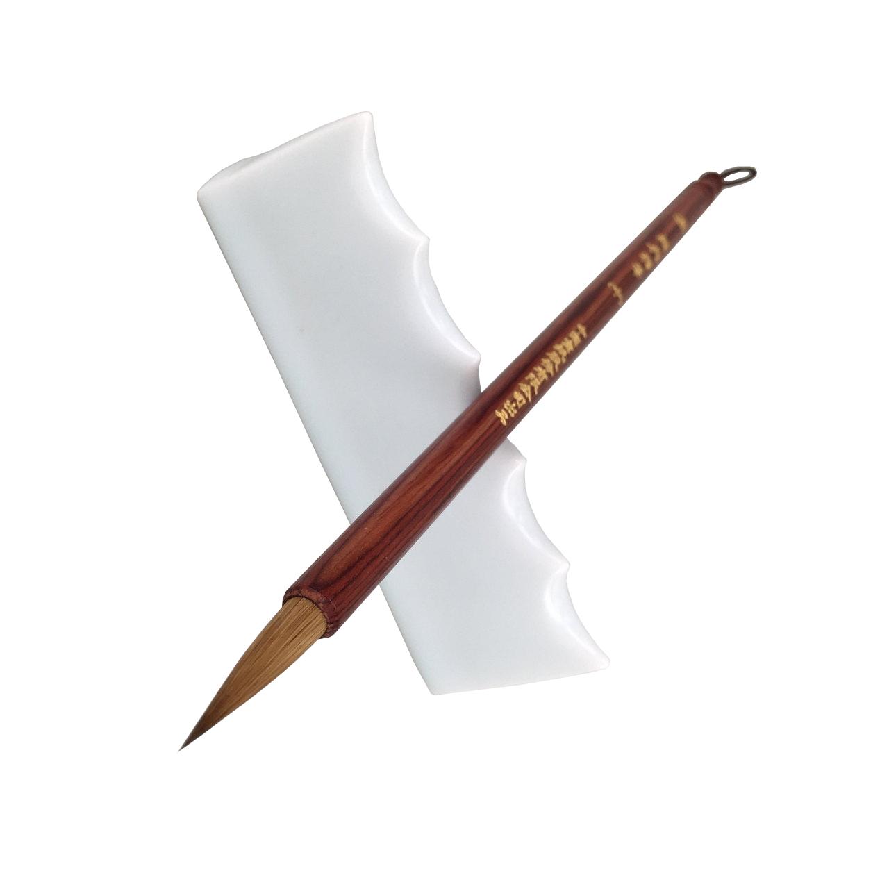 INKSTON Red Star \u7ecf\u5178\u6977\u7b14 Classic Calligraphy Lang Hao Wolf Brush Set