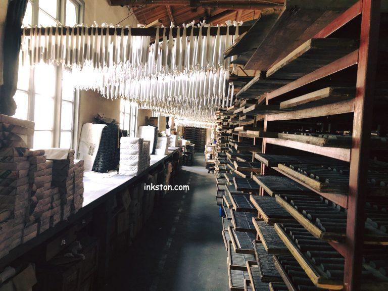 inksticks 'cellar'