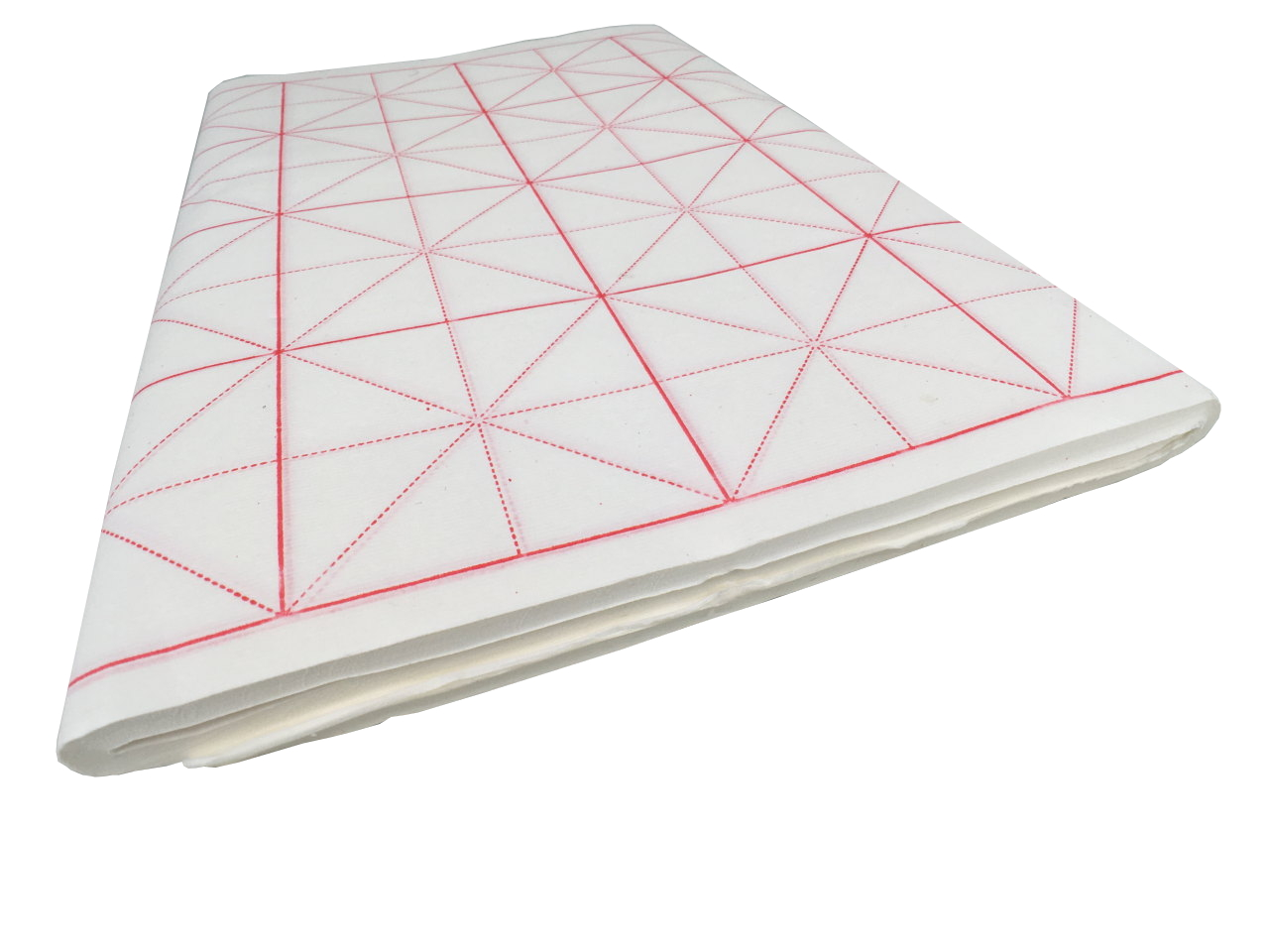 Xuan Paper With Squares For Calligraphy Practice 63 5 33