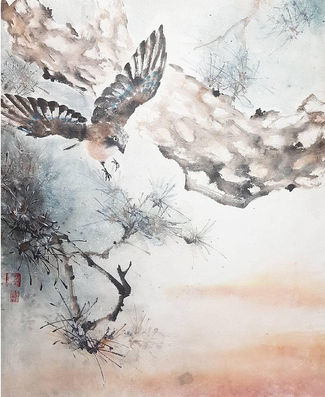 peng-su-baozhang-brush-dawn