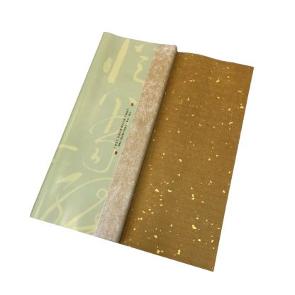 INKSTON Gold Fleck Decorative Calligraphy Paper