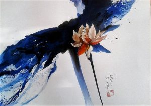 TheGorkaia  莲 (chinese name)